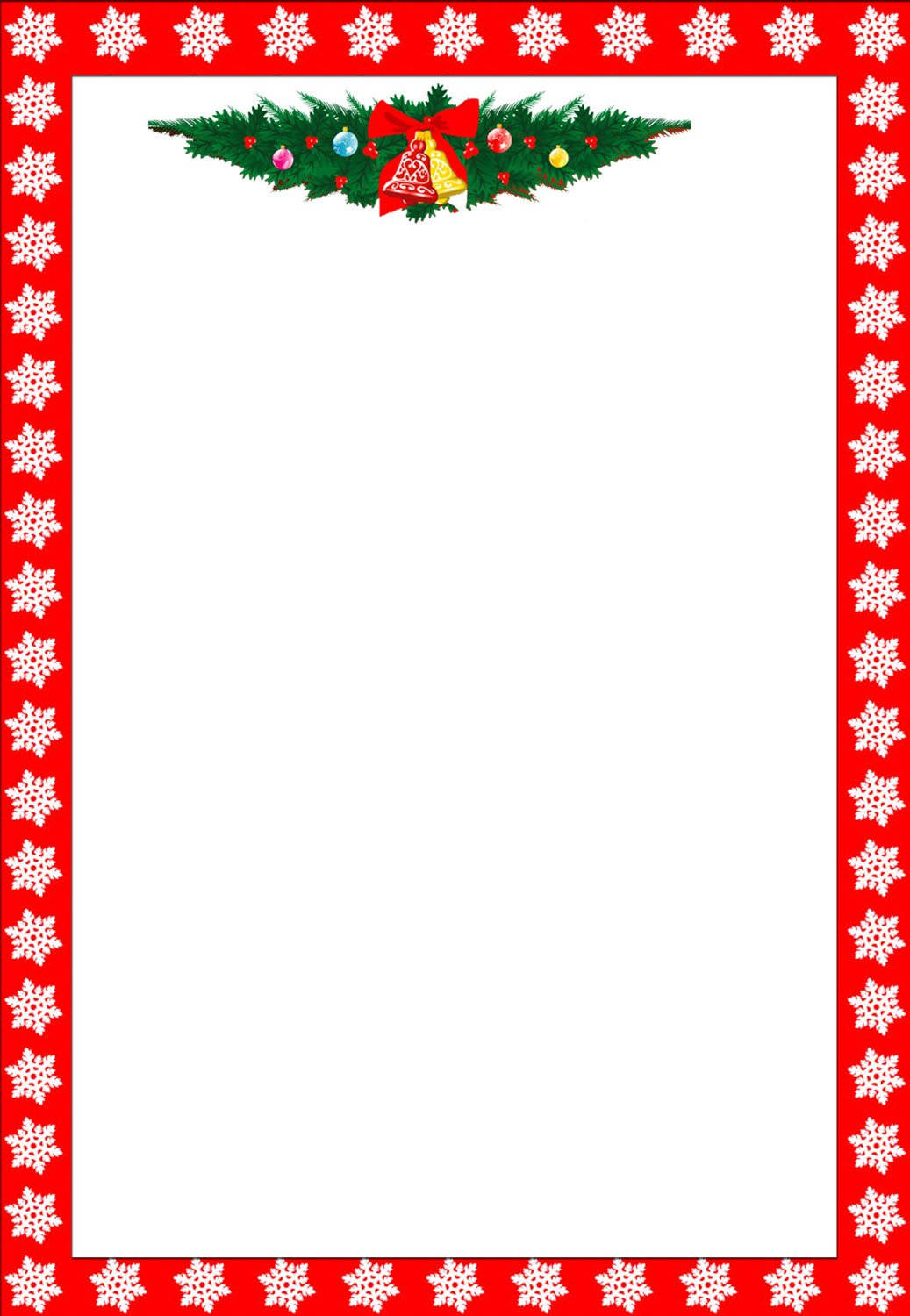 Free Christmas Clipart Borders Frames Home Travels Worlds Image
