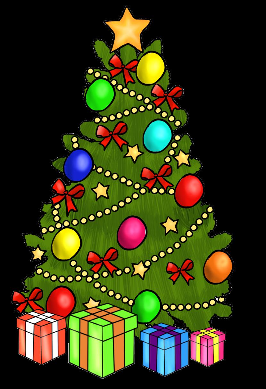 Free Christmas Clipart .-Free Christmas Clipart .-6
