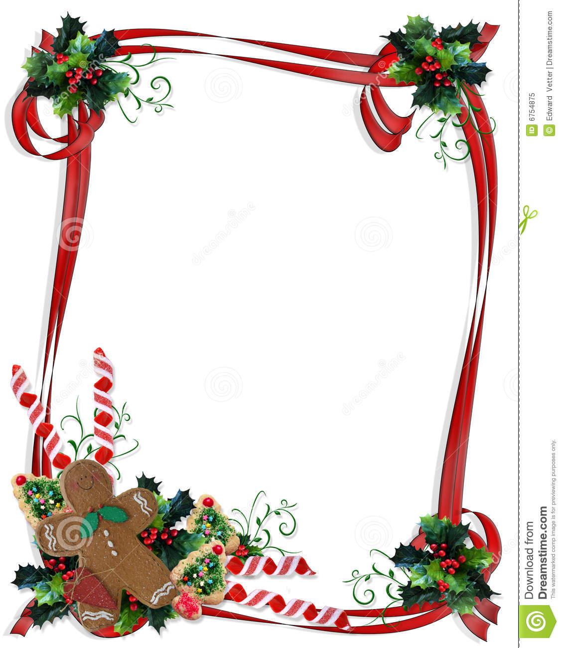 Free Christmas Cookie Border-Free Christmas Cookie Border-16