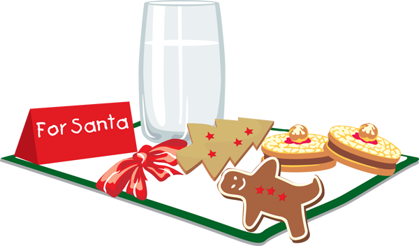 Christmas Cookie Clipart - cl