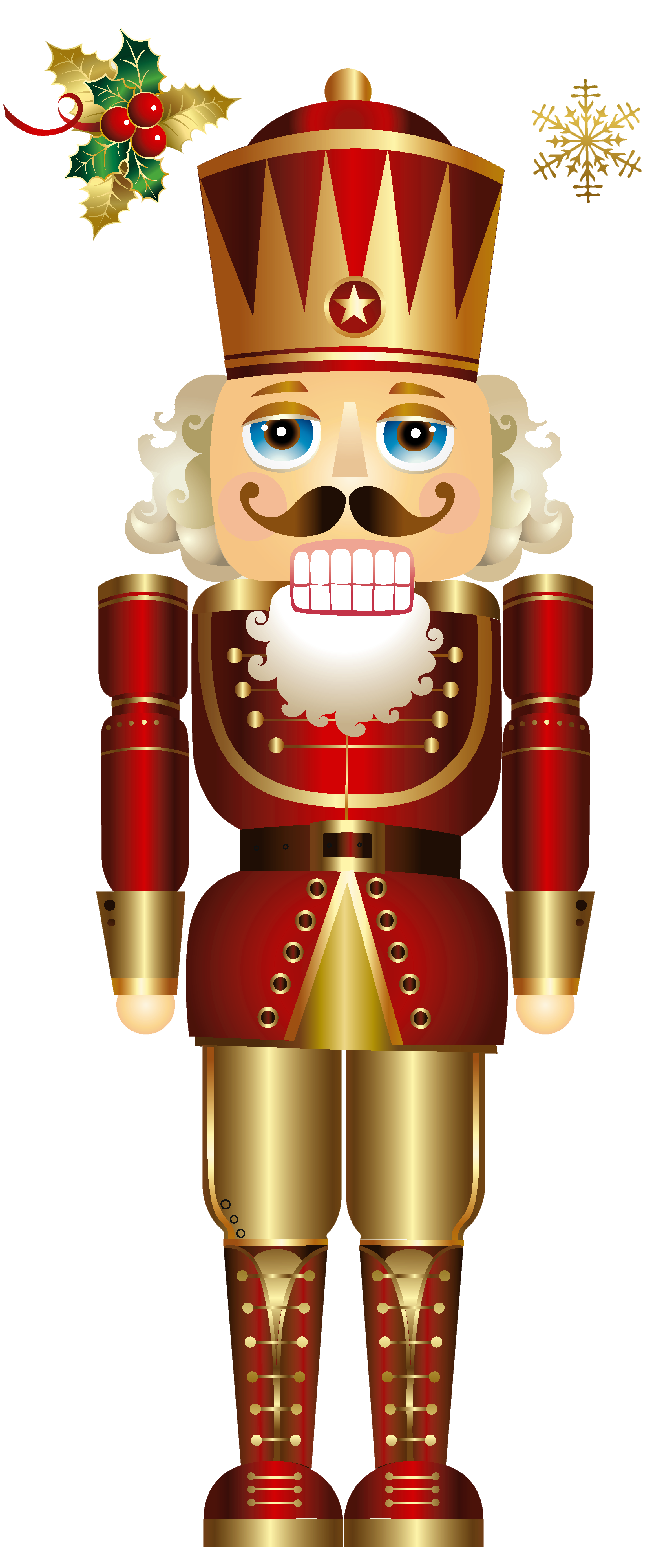 Free Christmas Nutcracker .-Free Christmas Nutcracker .-3