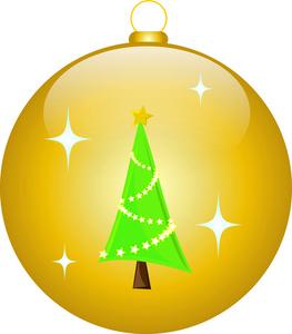 Free Christmas Ornament Clip .