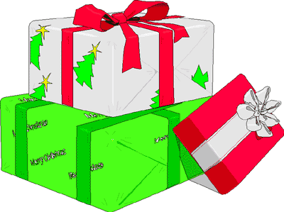 Free Christmas Present Clipart-Free Christmas Present Clipart-6