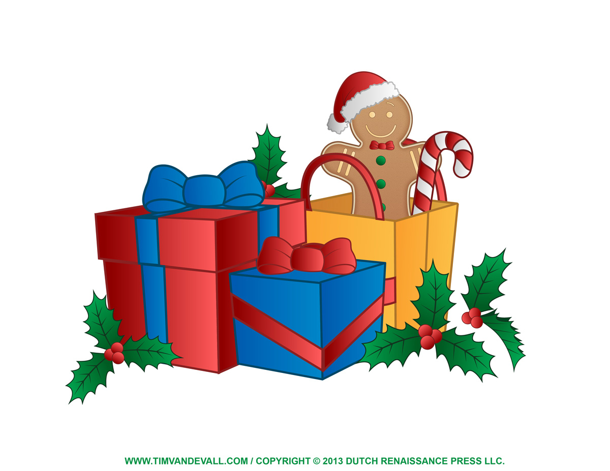 Free Christmas Present Clipart The Clipa-Free christmas present clipart the cliparts-7