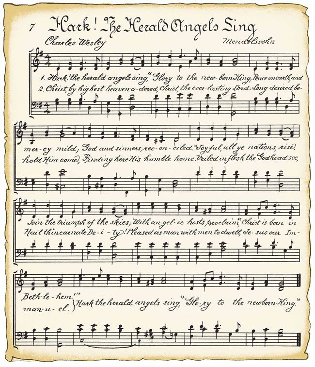 Sheet Music Clipart Free