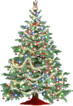 Vec... Christmas Tree Clip Art Free
