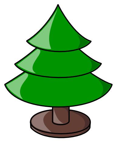 Free Christmas Tree Clipart-Free Christmas Tree Clipart-15