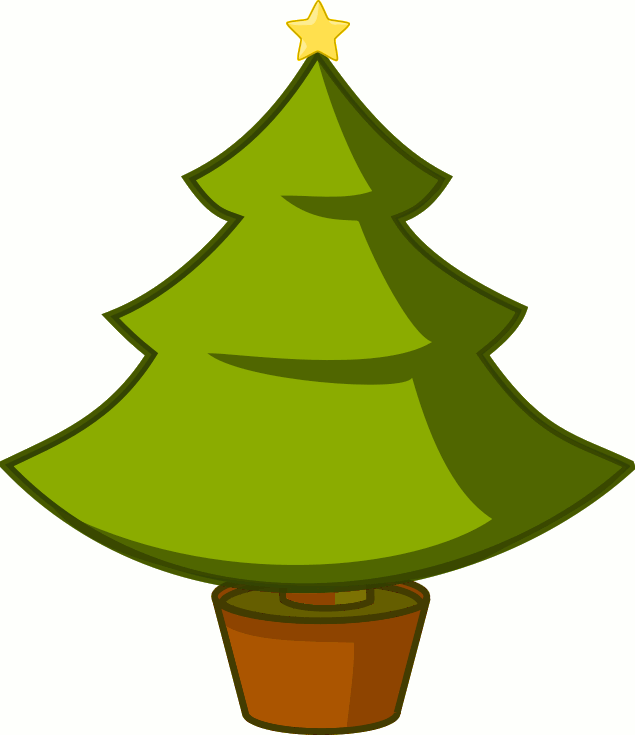 Free Christmas Tree Clipart-Free Christmas Tree Clipart-16