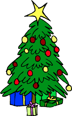 Free Christmas Tree Clipart - Clip Art Christmas Trees