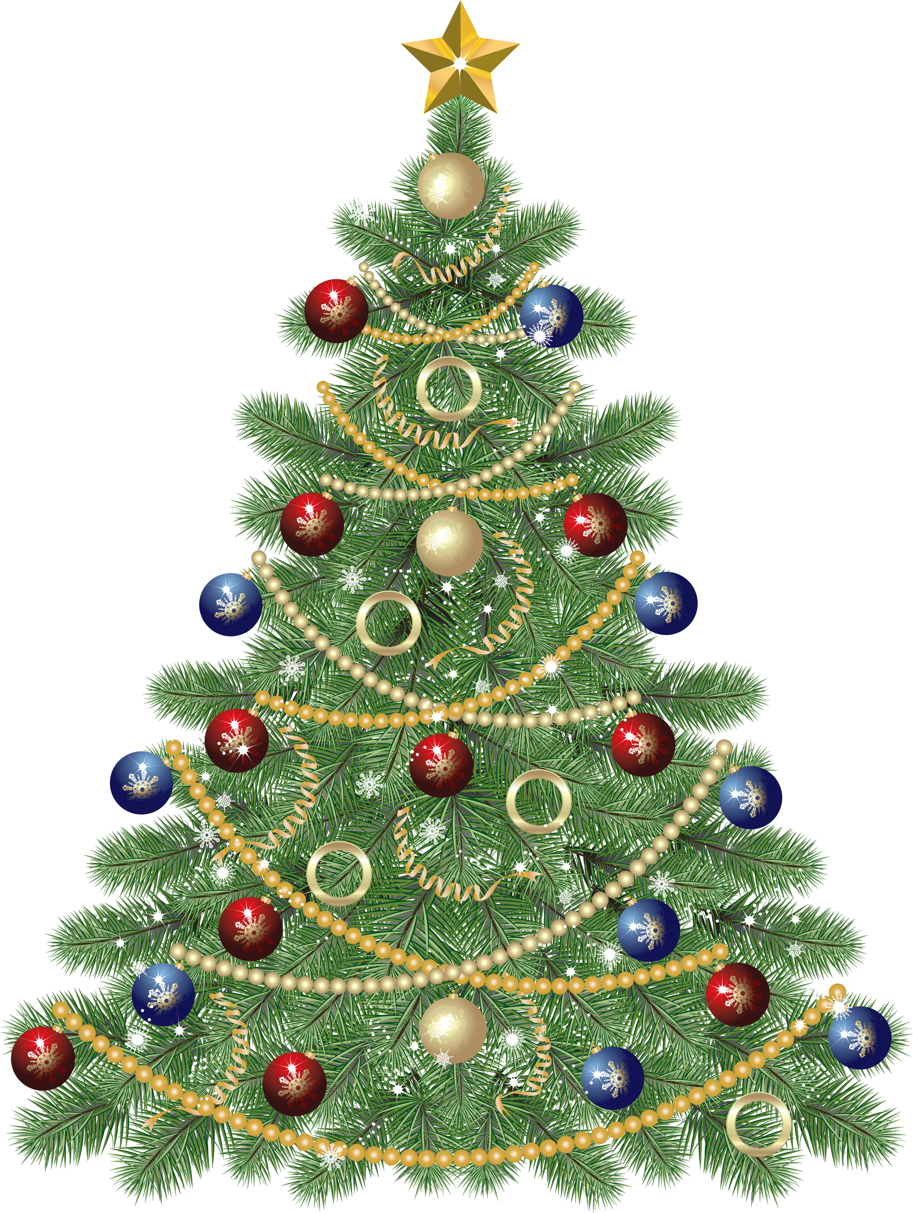 Free christmas tree clipart p - Free Clip Art Christmas Tree