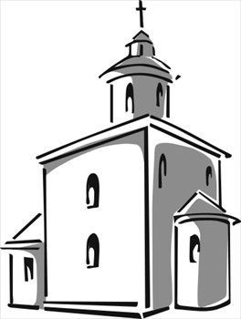 Free church clip art to print free clipart images 2
