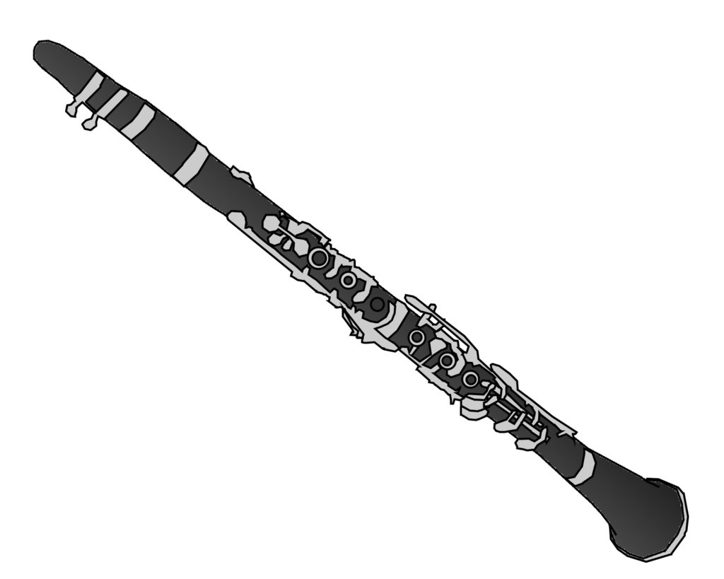 Free Clarinet Clip Art. Clarinet. Clarinet