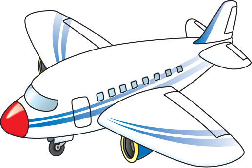 Free Clip Art Airplane