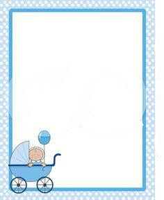 Free Clip Art Baby Borders .-Free Clip Art Baby Borders .-13