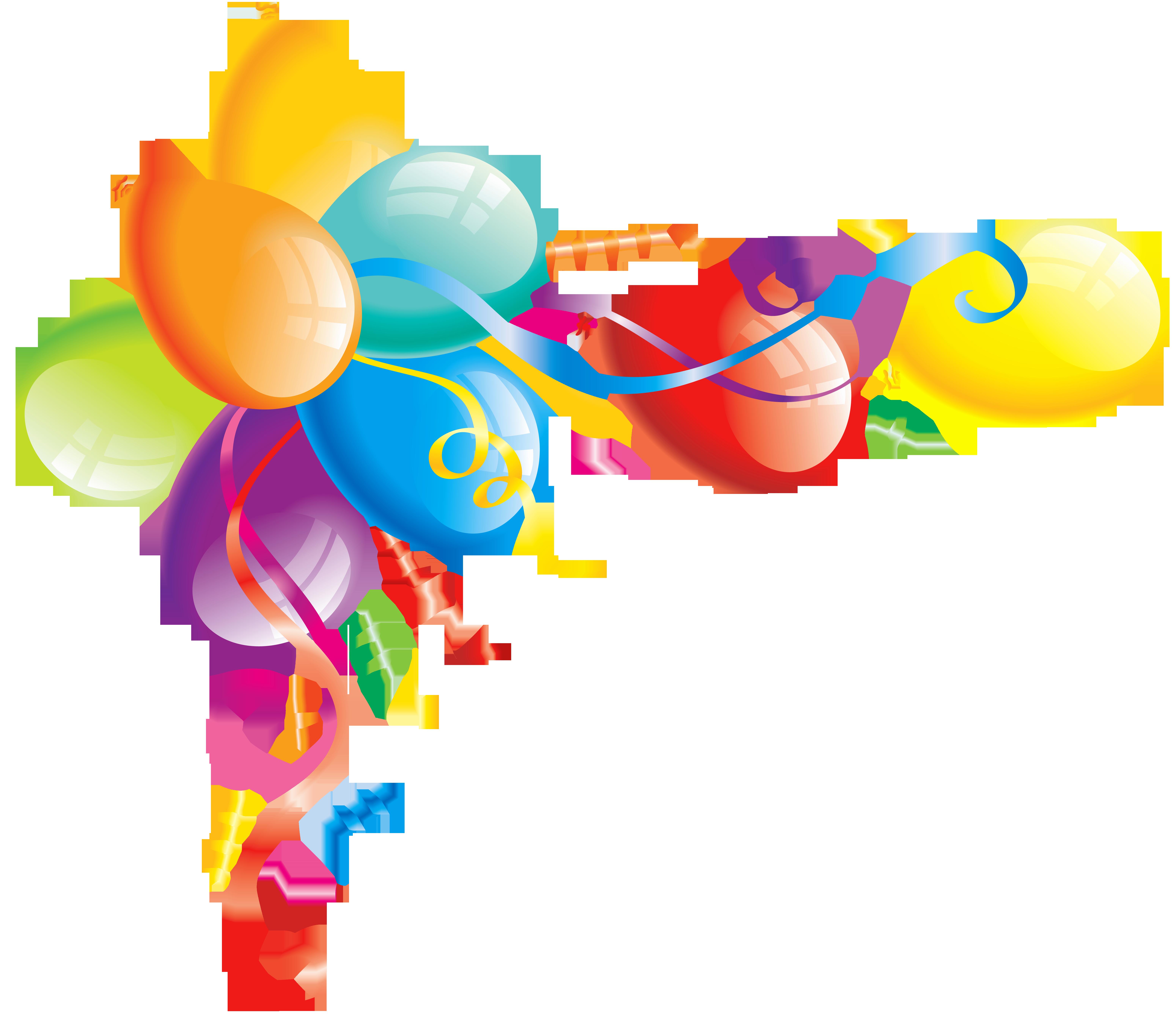 Free Clip Art Balloons