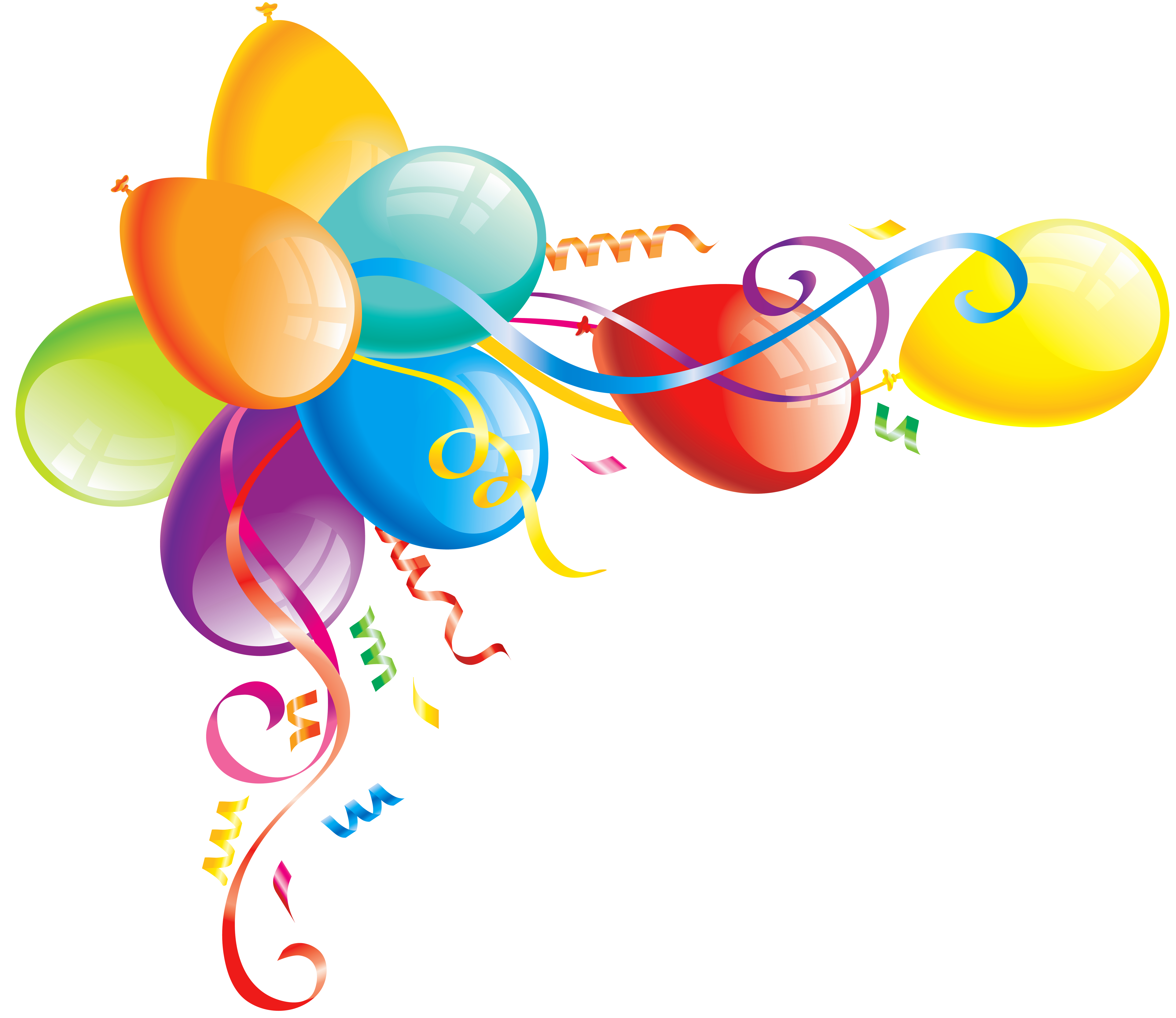Free Clip Art Balloons-Free Clip Art Balloons-8