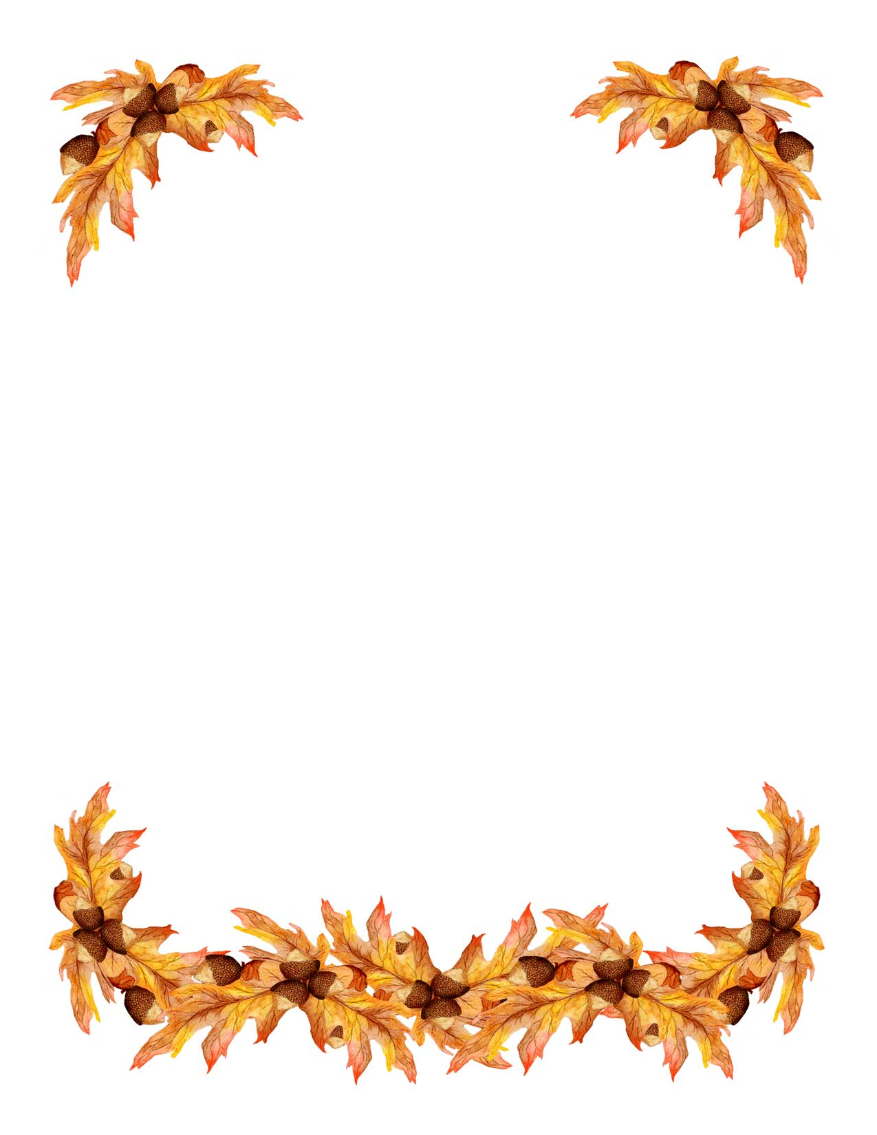image about Bing Free Printable Clip Art referred to as 61+ Thanksgiving Clip Artwork Borders ClipartLook