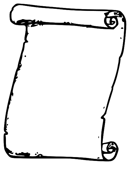 Clip Art Scrolls