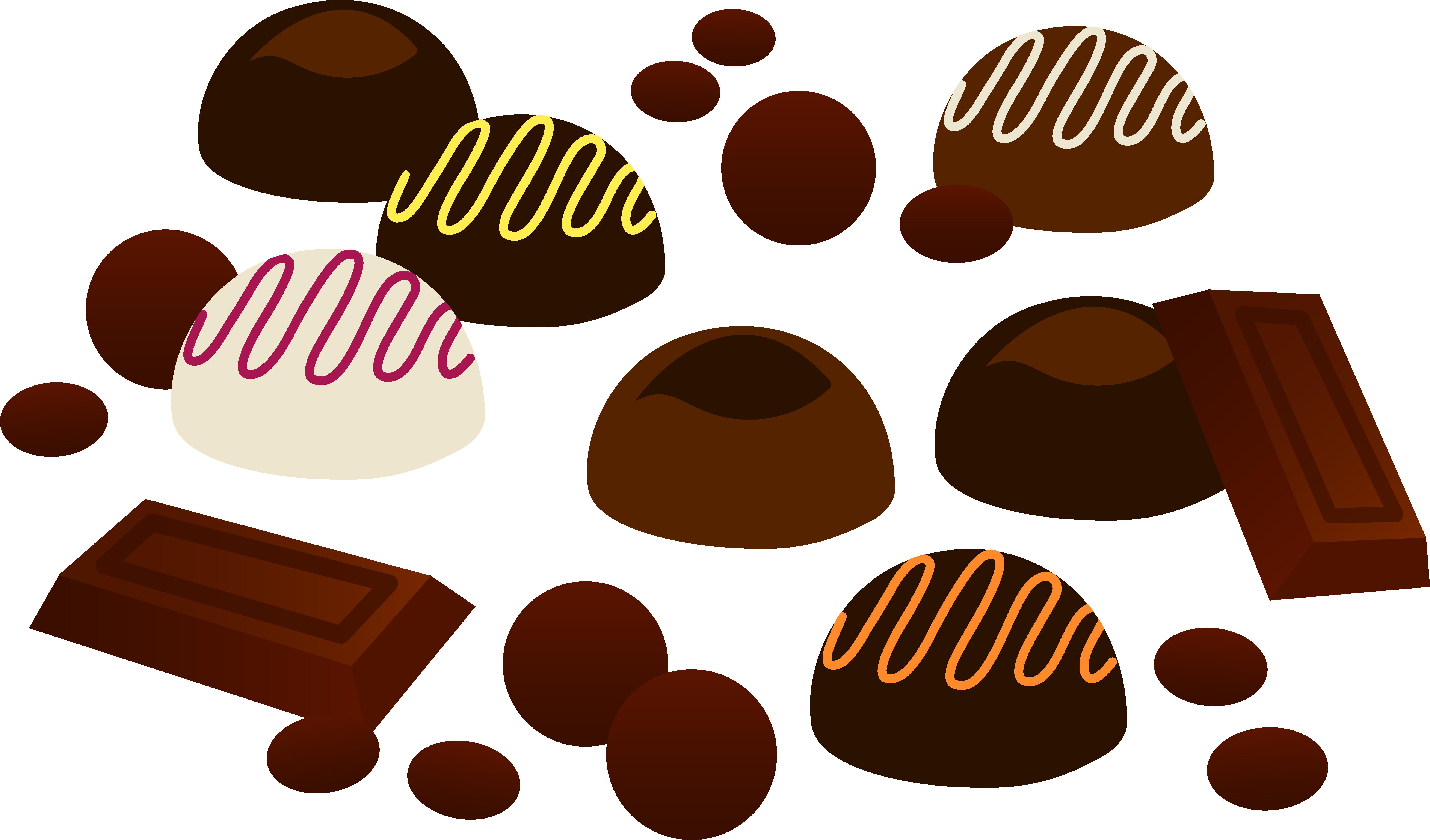 Free Clip Art Chocolate - Chocolate Clip Art