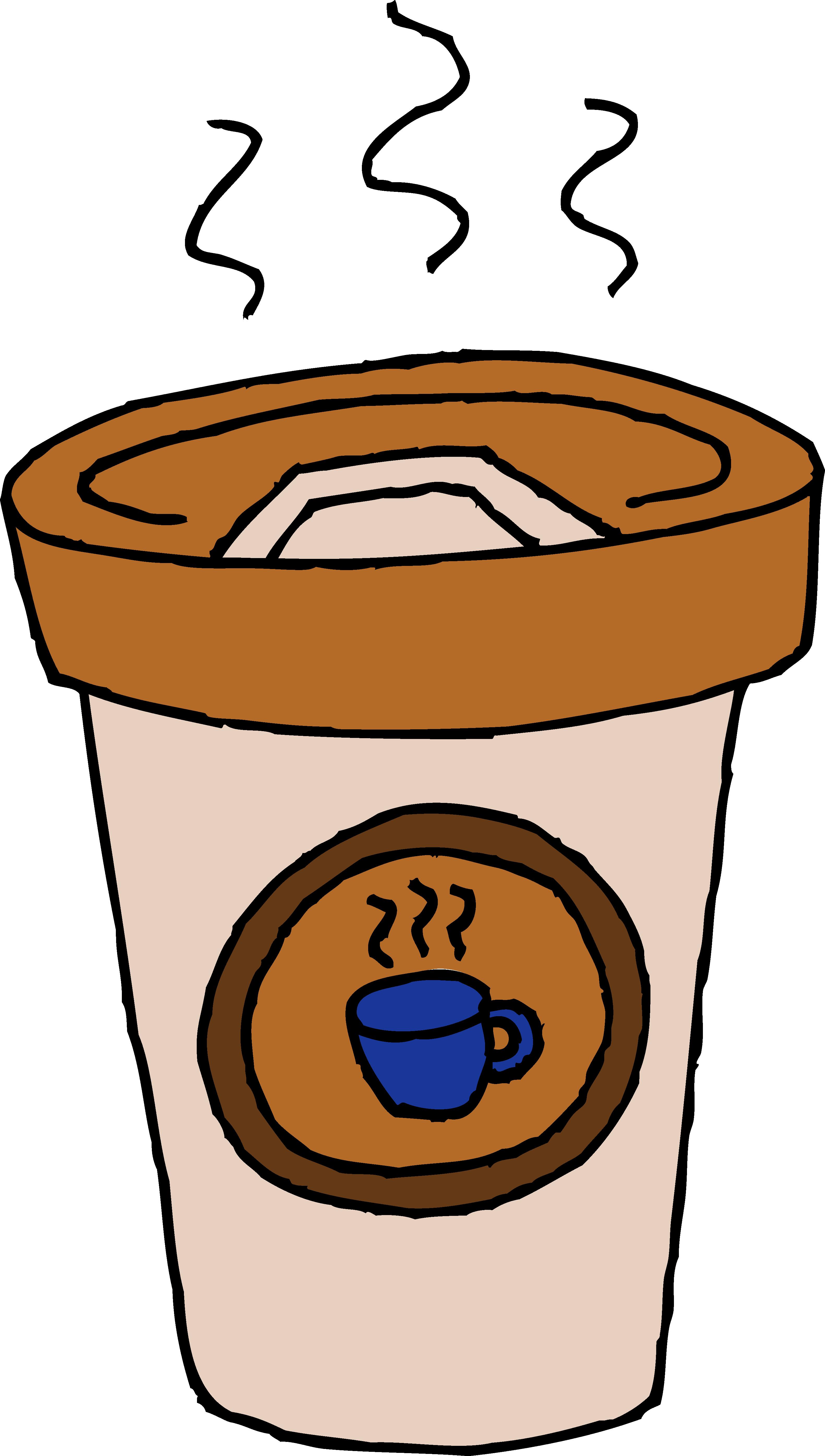 Free Clip Art Coffee Mug ...