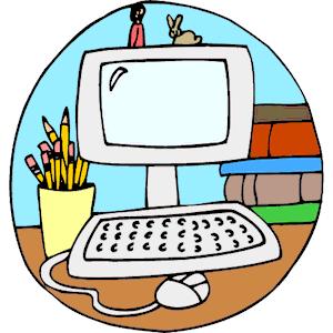 ... Free Clip Art Computer - clipartall ...