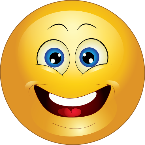 Free clip art emoticon faces