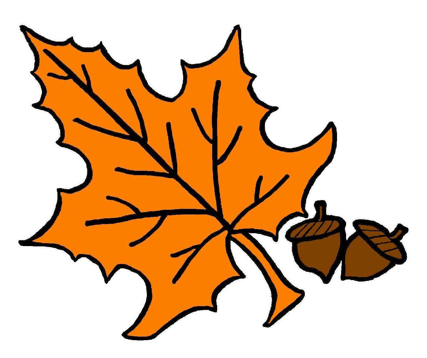 Free Clip Art Fall Leaves - clipartall ...