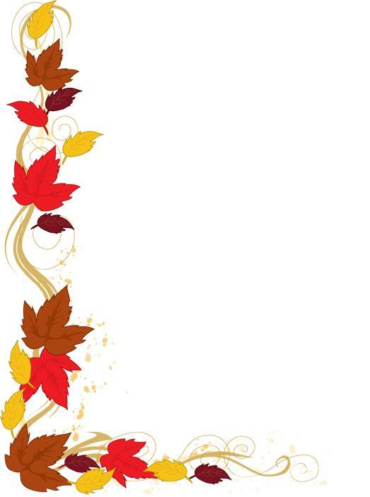 Free Clip Art For Teachers | Autumn Leaf-free clip art for teachers | Autumn Leaf Border Clip Art-14