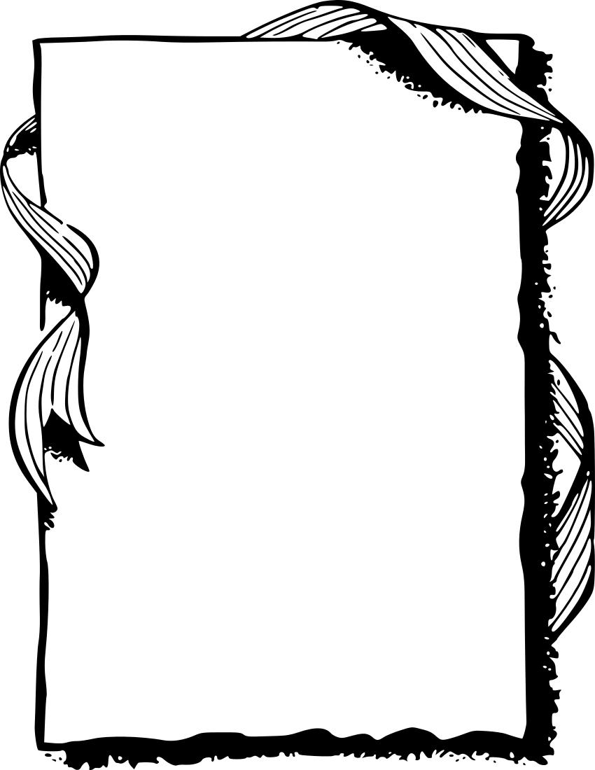 Free clip art frame clipart .
