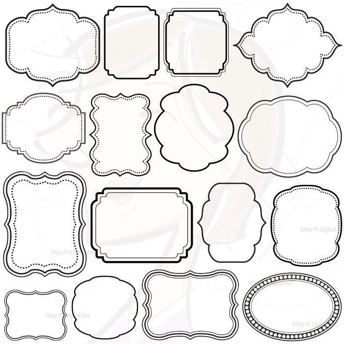 Free Clip Art Frames - ClipartFest-Free clip art frames - ClipartFest-12