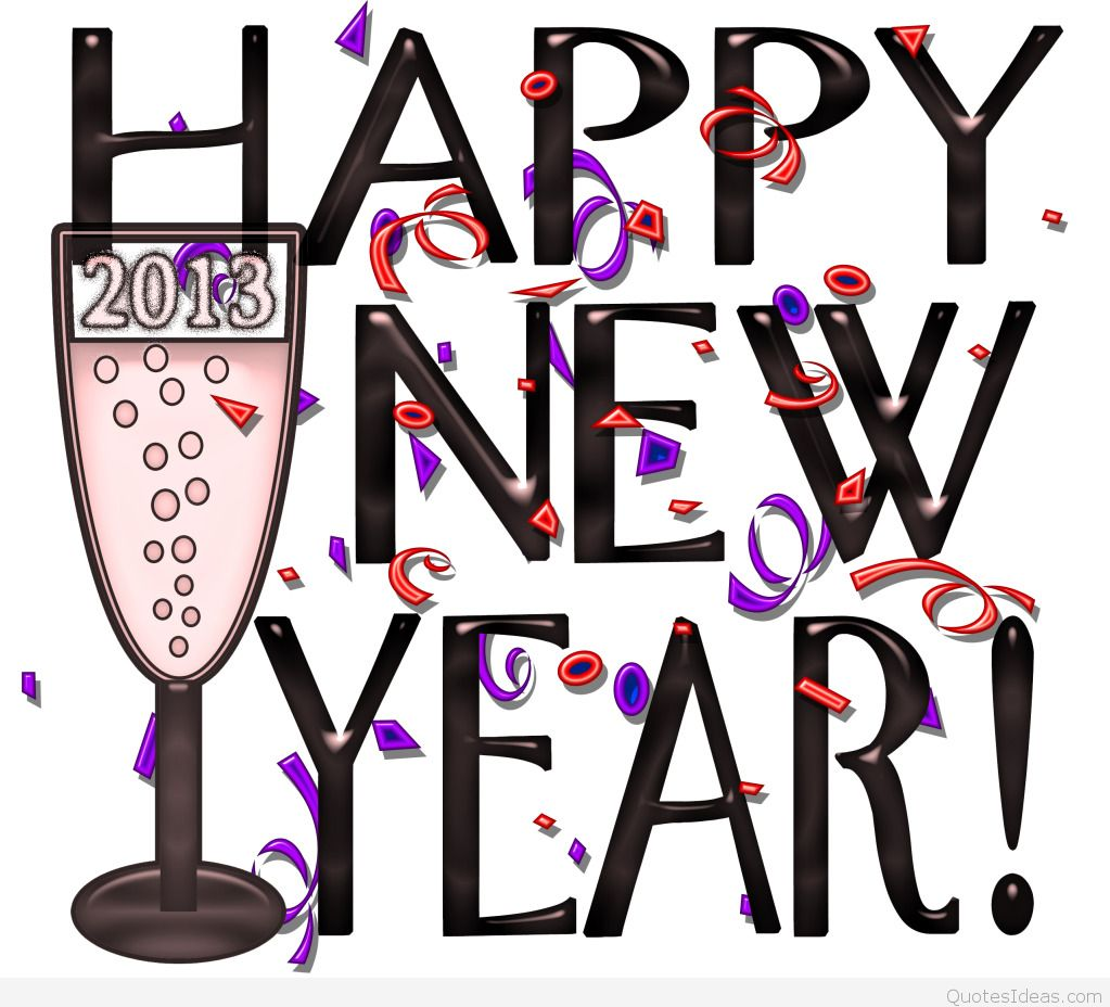 Free clip art happy new year 6 4