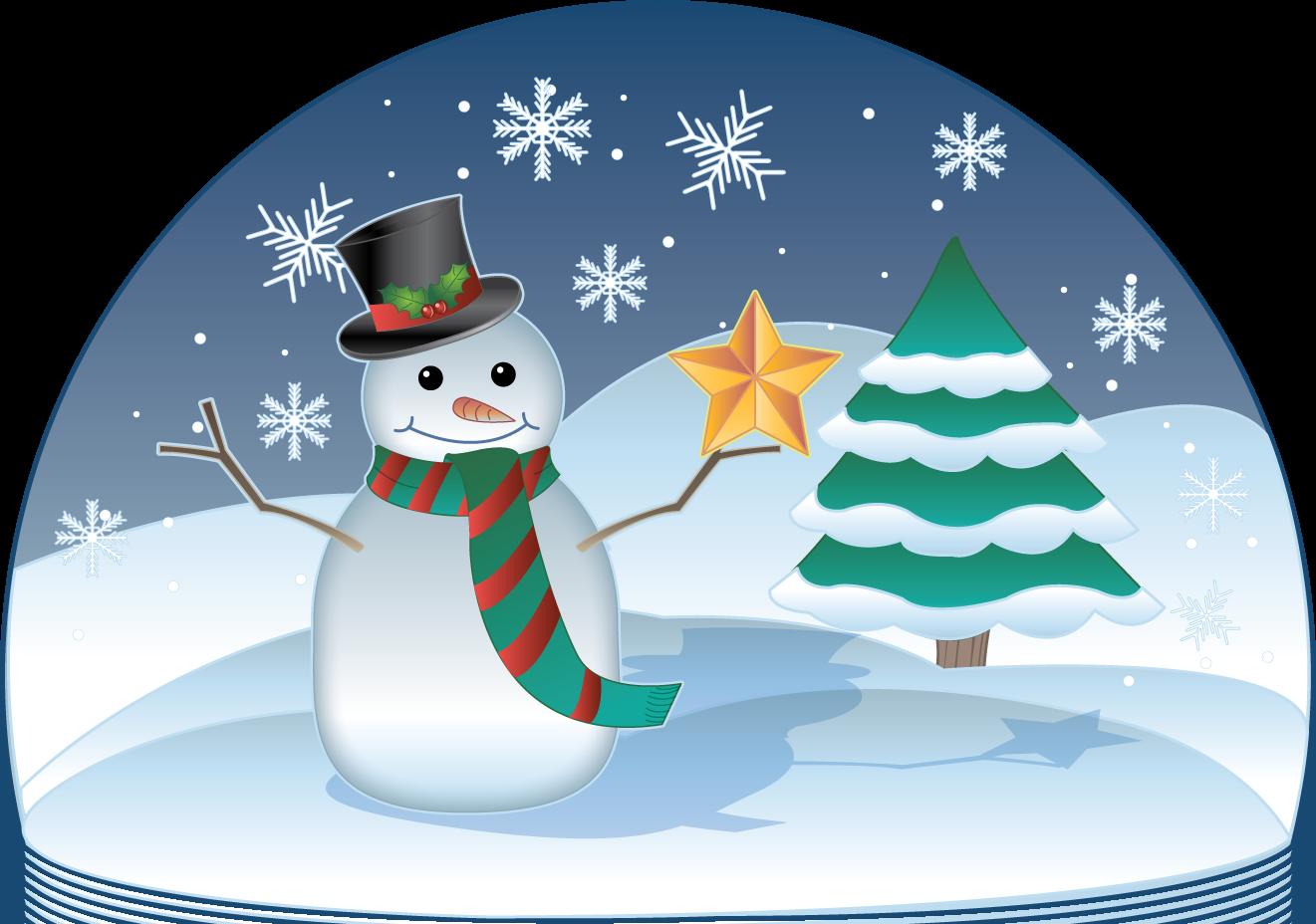 Free Clip Art Holiday Clip Art Christmas-Free Clip Art Holiday Clip Art Christmas Snowman In Winter-4