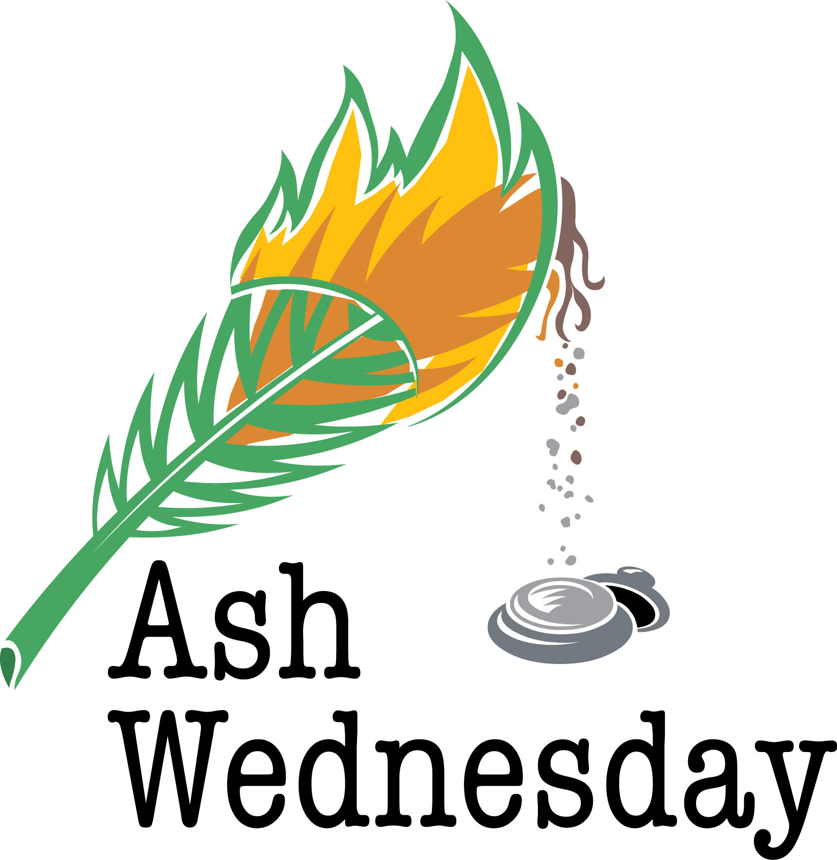 Free clip art images for ash wednesday