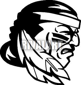 free clip art indian head clipartall