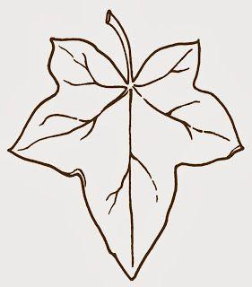 Free clip art ~ ivy leaf-Free clip art ~ ivy leaf-6
