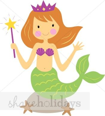 Free Clip Art Mermaid   Mermaid Clipart -free clip art mermaid   Mermaid Clipart   Party Clipart u0026 Backgrounds-4