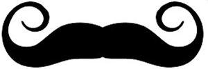Free Clip Art Mustache Clipart .-Free clip art mustache clipart .-3