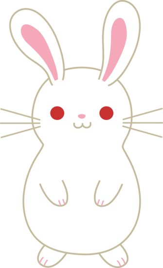 Free Clip Art Of A Cute Albino Baby Bunn-Free clip art of a cute albino baby bunny | Free Clip Art by Liz | Pinterest | Babies, Baby bunnies and Art-13