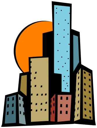 Free Clip Art Of Building
