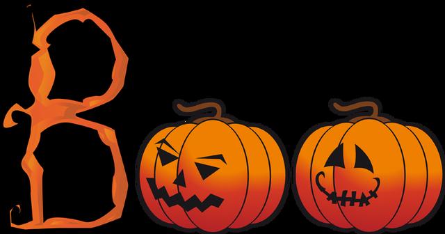 Free Clip Art Of Halloween Boo Word Art Dixie Allan