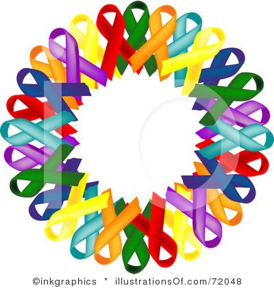 free clip art of relay for life | Purple cancer ribbon clip