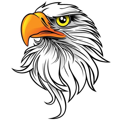 Free Clip Art Pictures Of Eagles-Free clip art pictures of eagles-11