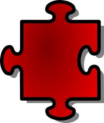 Free clip art puzzle pieces free vector for download about