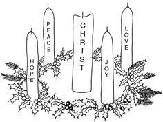 free clip art religious . - Free Advent Clip Art