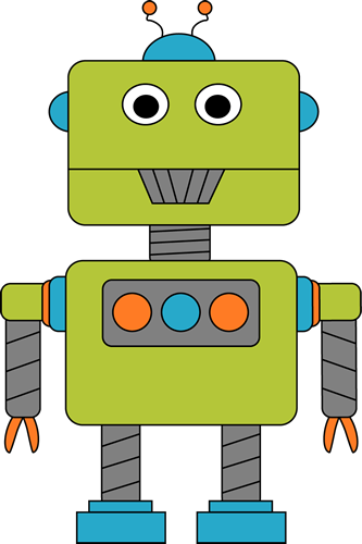 Free Clip Art Robot
