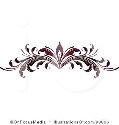 Free Clip Art Scrolls and .