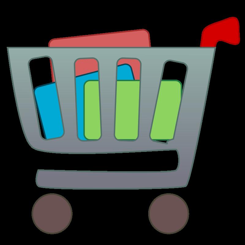 Free Clip Art Shopping 2-Free clip art shopping 2-4