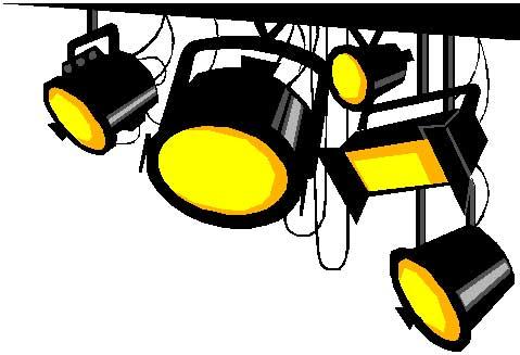 Free clip art spotlight 2