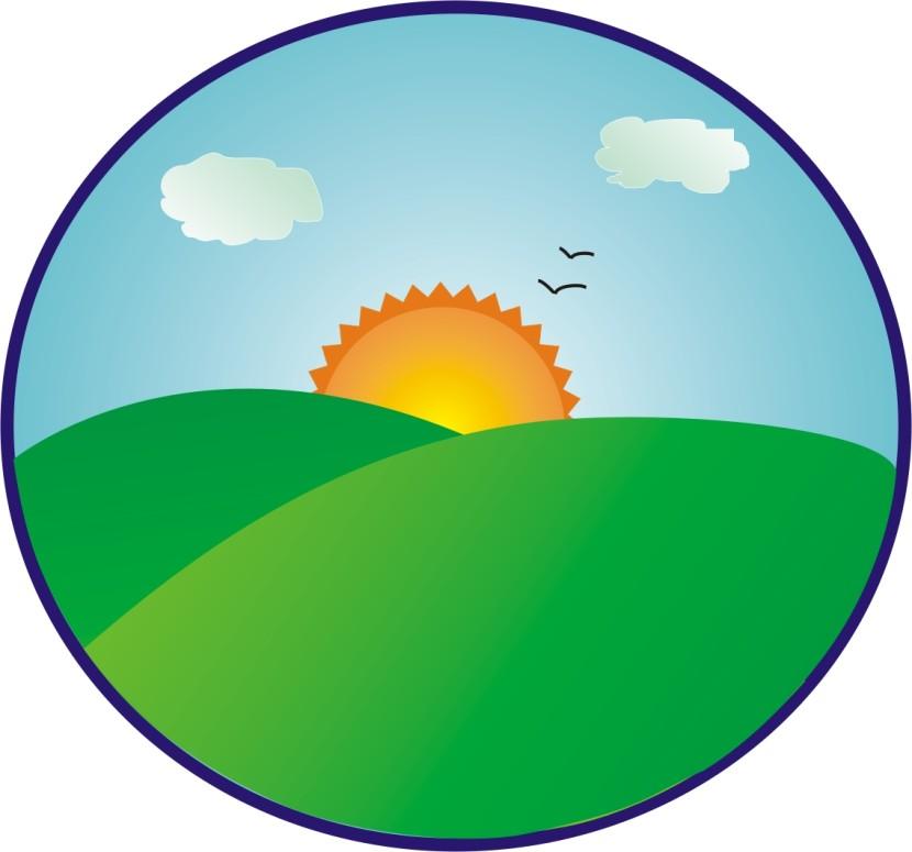 Free Clip Art Sunrise - Sunrise Clipart