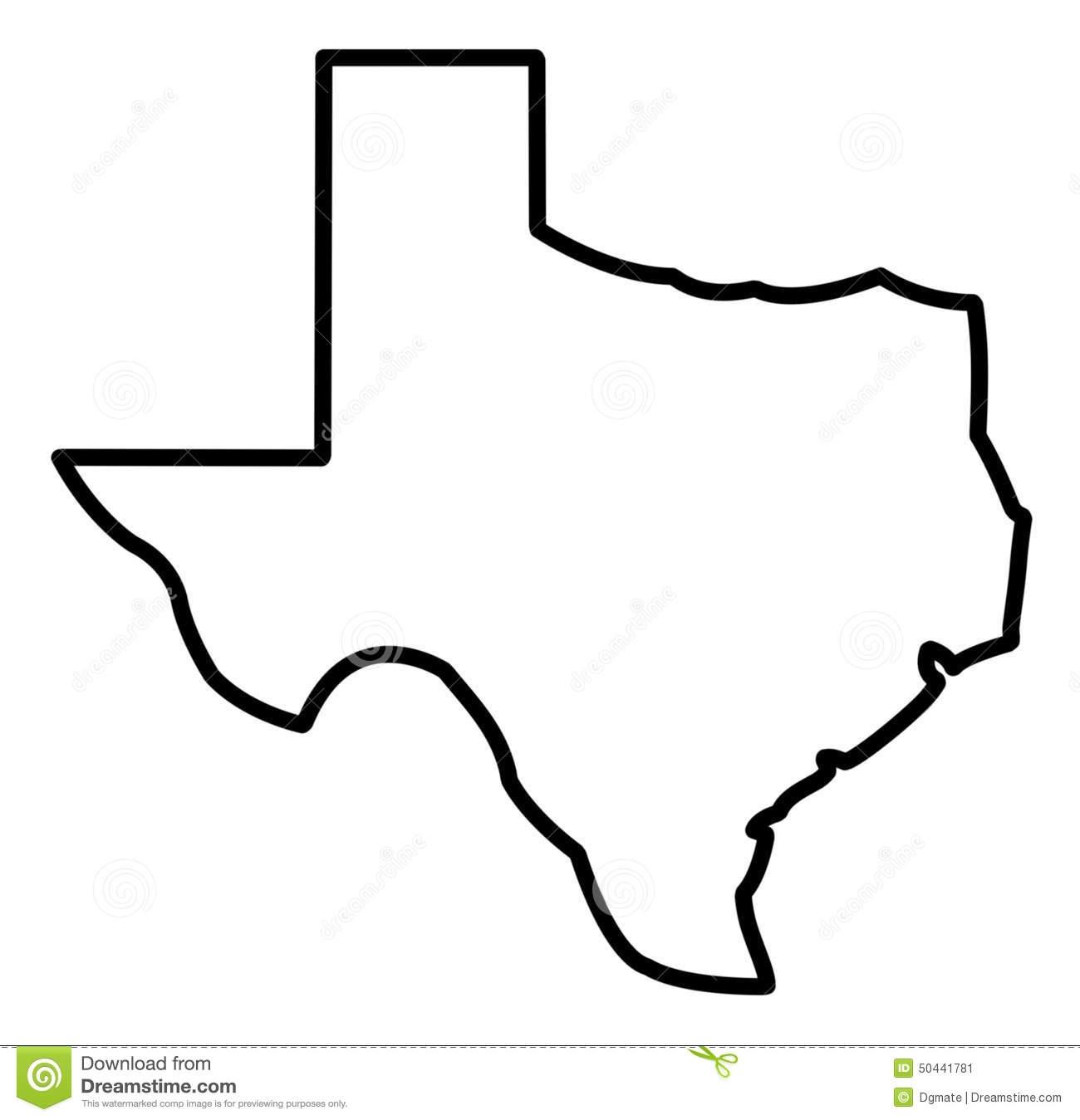 Free, Clip Art. Texas Map .-free, clip art. Texas Map .-3